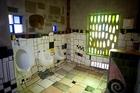 Austrian artist Friedrick Hundertwasser's famous toilets are polarising - locals either love them or hate them.