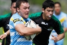 The Northern Swords 17s side will be boosted by the recovery of James-Dean Fisher-Harris ahead of their must-win clash in Hikurangi tomorrow. Photo / Ron Burgin