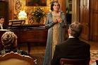 Dame Kiri Te Kanawa as Nellie Melba on Downton Abbey. Photo / ITV