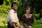 Bret McKenzie and Keri Russell get together in Austenland.