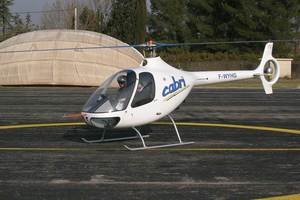 The helicopter involved was similar to this one. Photo / CAA