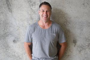 Marc Ellis. Photo / Richard Robinson