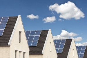 The total amount of solar energy falling on the roof of the average Auckland home in one year is 243,372 kWh, yet the average home consumes just 8000 in kWh - just one thirtieth that amount.