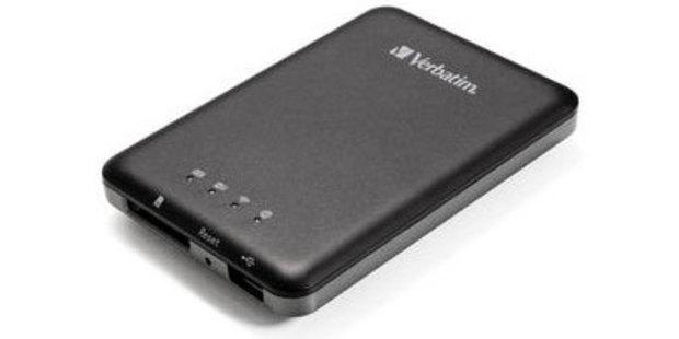 The Verbatim MediaShare Wireless.