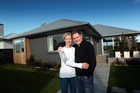 Lisa and Stewart Hampton bought their property aware that future growth was likely. Photo / Doug Sherring