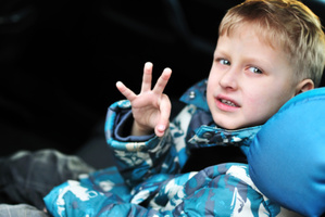 It is recommended that children use booster seats until they reach 148cm in height. Photo / Thinkstock