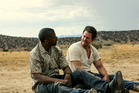 Denzel Washington and Mark Wahlberg in '2 Guns'. Photo / Universal