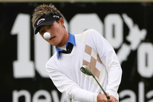 Rotorua's Danny Lee will feel a bit hard done by after missing out on New Zealand selection at the World Cup of Golf in November.