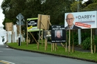 The North Shore is one ward observers will be watching on Saturday to see which way the mood of the electorate has swung. Photo / Dean Purcell