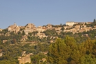 The striking scenery of Provence.