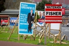 Colin Craig's Conservative Party is openly backing candidates in the local body elections. Photo / Richard Robinson