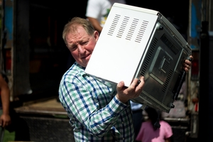 Nick Smith ranted unnecessarily about overriding the powers of local councils. Photo / Dean Purcell