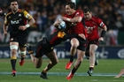 The Crusaders lost to the Chiefs in a Super rugby semifinal this year. Photo / Getty Images
