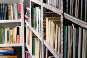 All of my domain's state houses had bookcases containing at least 100 books, and library usage was normal, writes Jones. Photo / Thinkstock