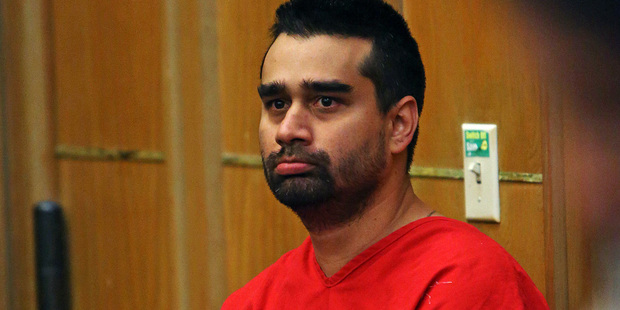Derek Medina has been charged with murder over the death of his wife Jennifer Alfonso. Photo / AP