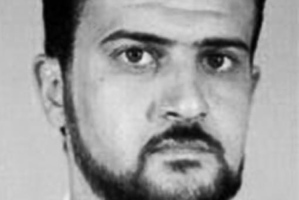 This image from the FBI website shows Anas al-Libi. Photo / AP