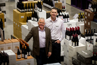 Jeff Poole, Fine Wine Delivery CompanyFather and son pair Jeff and Richard Poole in their Fine Wine Delivery Company's new Mt Wellington premises. Photo / Sarah Ivey