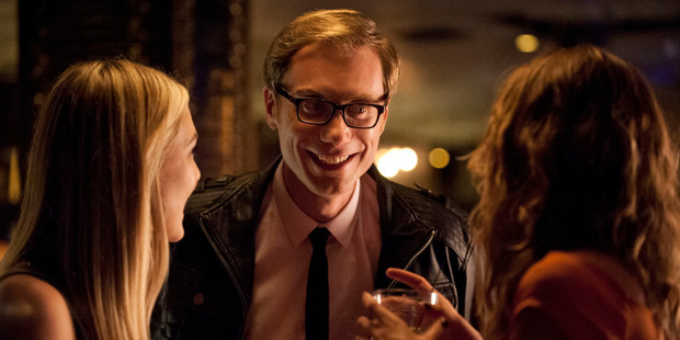 Stephen Merchant plays what you'd imagine is an exaggerated version of himself in Hello Ladies as he attempts to find love in LA.
