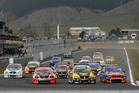 The New Zealand V8 SuperTourers field all have an eye on the Bathurst event. Picture / Getty Images