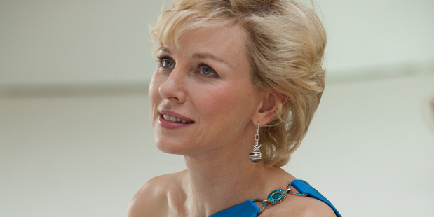 Naomi Watts captures Princess Diana well but her performance is let down by the film's script.