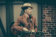 Americana singer Pokey LaFarge.