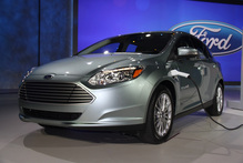 Ford are recalling 23,830 Focus Electric.