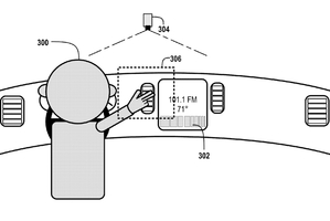 Google has applied for a patent for a system that uses hand gestures to control the car various systems.