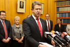 Labour leader David Cunliffe. Photo / Getty Images