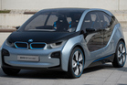 BMW i3. Photo / AP