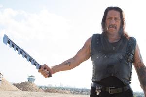Danny Trejo in 'Machete Kills'. Photo / AP