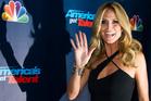 Heidi Klum walks the pre-show red carpet for