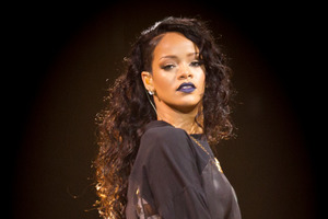 Rihanna played three shows in Auckland this week as part of her Diamonds World Tour. Photo / Sarah Ivey