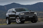 Jeep Cherokee SRT. Photo/Supplied