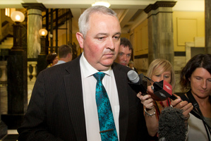 NZ First MP Richard Prosser says the article was rightly interpreted by Muslims as maligning them. Photo / Mark Mitchell