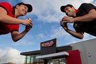 Shares in Restaurant Brands closed down 1c to $2.84 last night. Photo / Stephen Parker