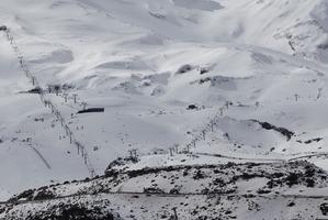 Turoa skifield, Mt Ruapehu.