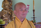 Buddhist monk Senior Venerable Thich Phuoc An was attacked at his monastery. Photo / APN