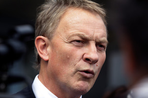 Labour's trade spokesman and a former Trade Minister Phil Goff. Photo / NZH
