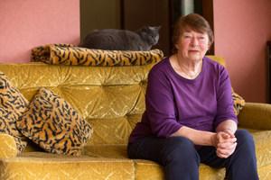 Patricia Busch has declared bankruptcy.