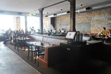Ebisu Restaurant, Quay St, Auckland.Photo / Jason Dorday