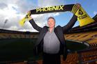 Phoenix coach Ernie Merrick.  Photo / Mark Mitchell