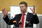 Labour party leader David Cunliffe. Photo / Paul Taylor