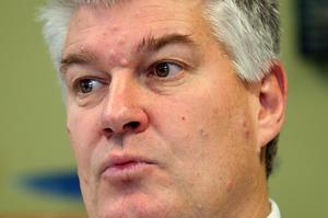 Whangarei District Council CEO Mark Simpson.