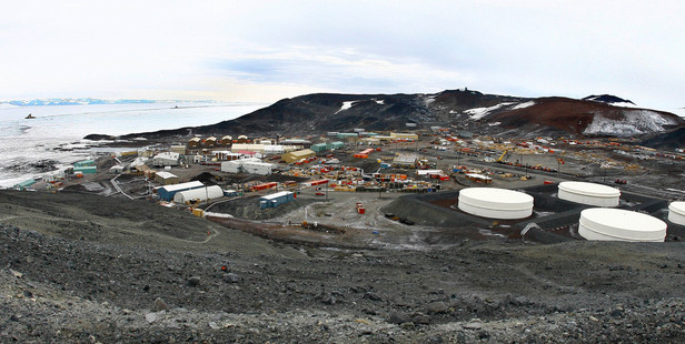 McMurdo Station. File photo / APN