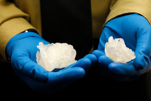 Clandestine labs were typically used to manufacture methamphetamine. Photo / File / Wayne Drought