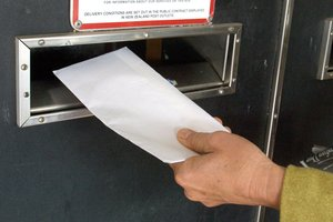 People can still send in voting papers today.