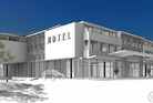 A plan to build a boutique hotel in Havelock North has been granted resource consent.