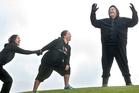 The 50/50 Whanau have gathered momentum for the 50th Rotorua Marathon.