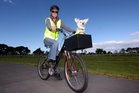 Jo Smith has noticed plenty of benefits of cycling, from getting fit to eating healthier. Photo / Paul Taylor