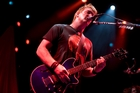 Queens of the Stone Age frontman Josh Homme in Auckland in 2008.